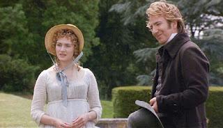 Alan Rickman som Oberst Brandon i Jane Austens Fornuft & Følelse