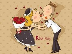 Foto Kartun Ciuman si bibir lebar