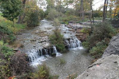 Three Sisters Island Falls