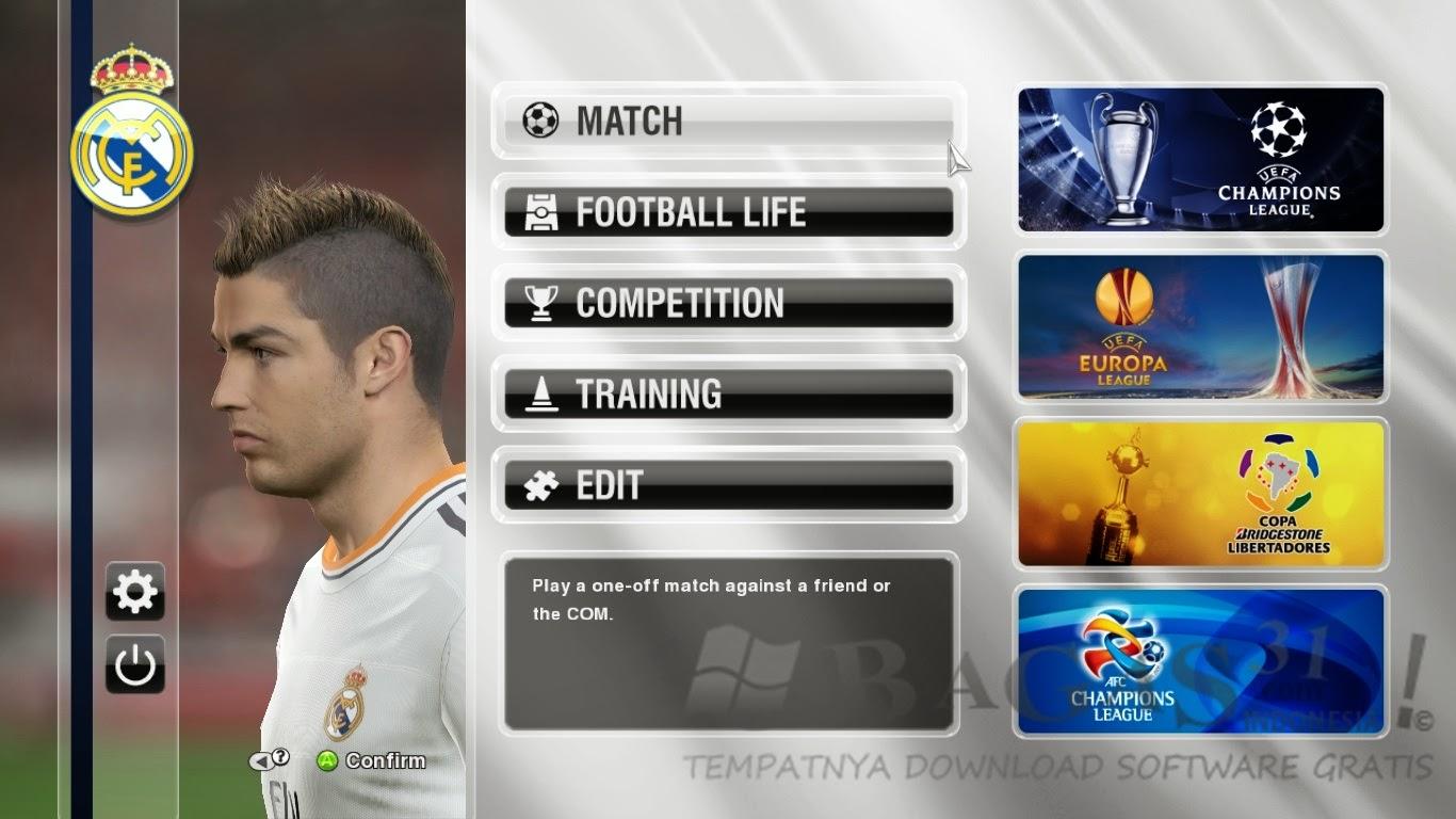 Download Pro Evolution Soccer 2014 (PES 2014)