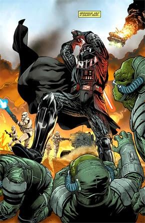 """Reseña de """"Star Wars: Darth Vader y el noveno asesino"""""""