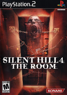 Silent Hill 4: The Room 2004 PS2 NTSC English