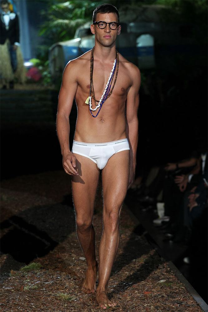 dsquared2 summer 2014 mil 225 n fashion week mfw