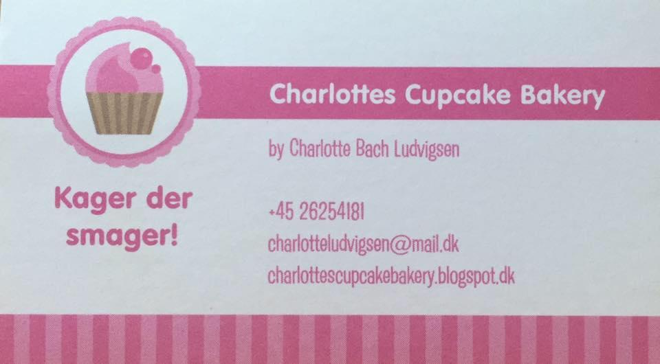 Charlottes Cupcake Bakery på Facebook