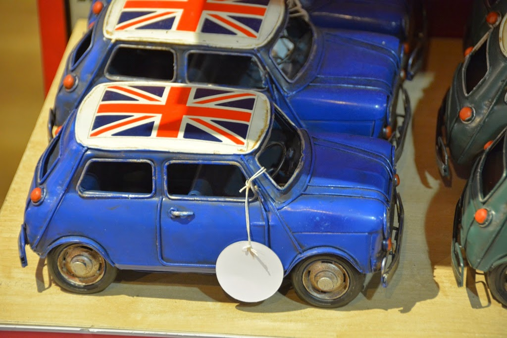 Cool Britannia souvernirs