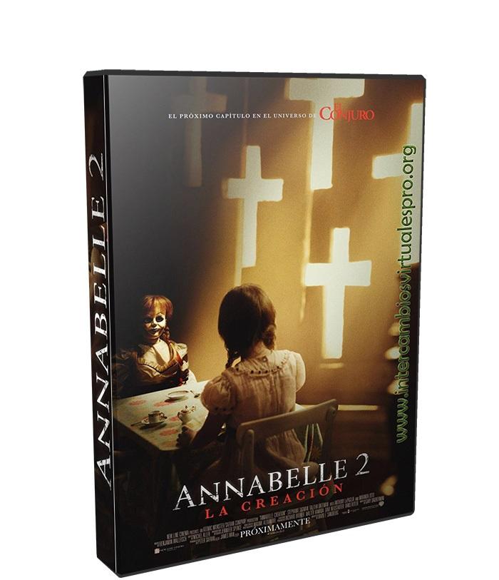 Annabelle 2 La Creación poster box cover