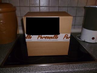 Personello Fotogeschenke .. so sah das Paket aus