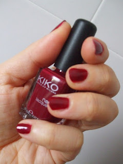 Smalto Kiko 286