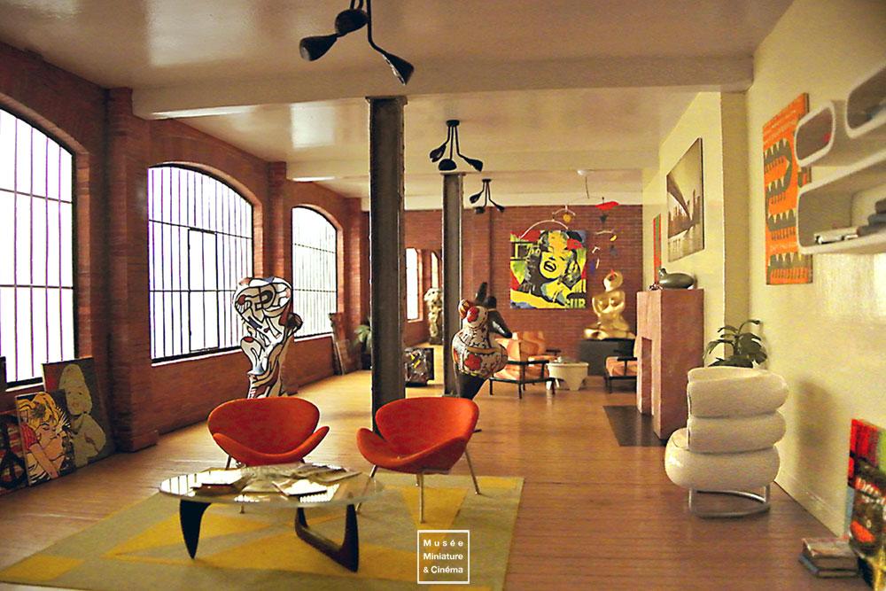 02-Brooklyn-Loft-Dan-Ohlmann-Dan-Ohlmann-Musée-Cinéma-et-Miniature-Miniature-Movie-Sets-and-Realistic-Sculptures-www-designstack-co