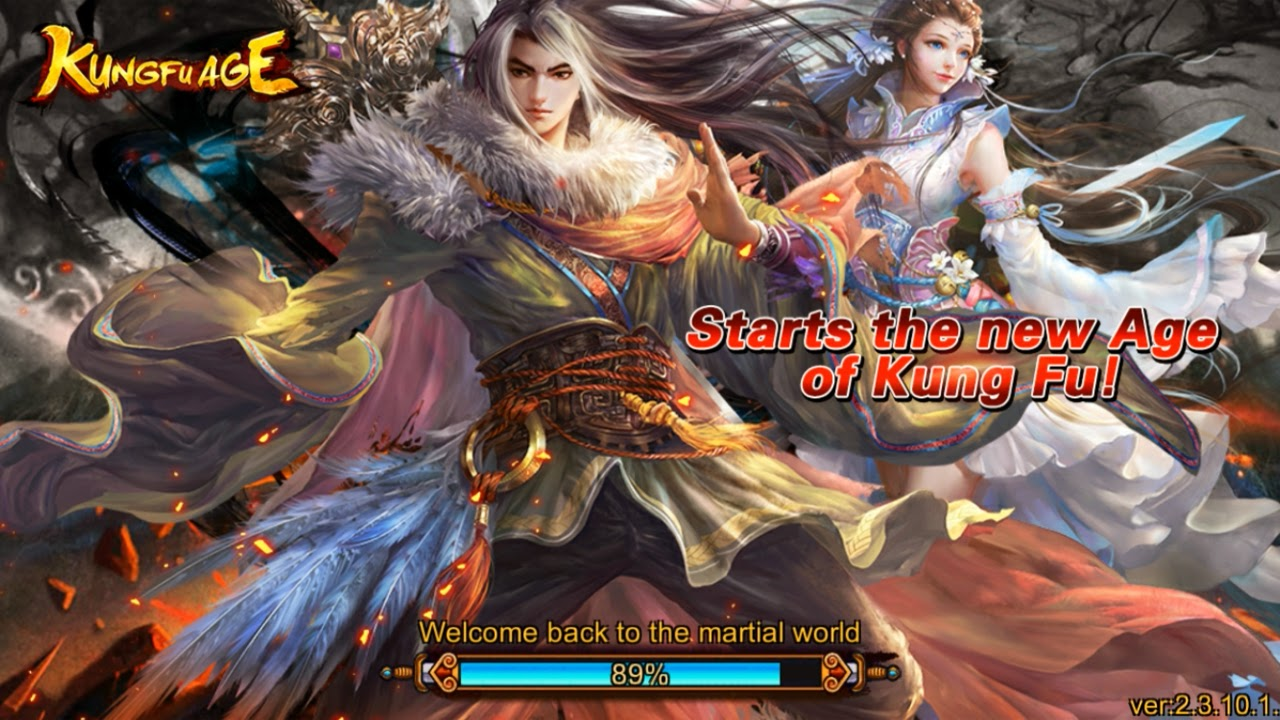 KungFu Age Gameplay IOS / Android