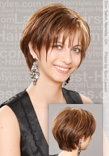 Hairstyles For Long Hair Names : Women Over 40 Hairstyles Form Long Hair Names Medium Length For Round ...