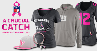 The NFL goes Pink!