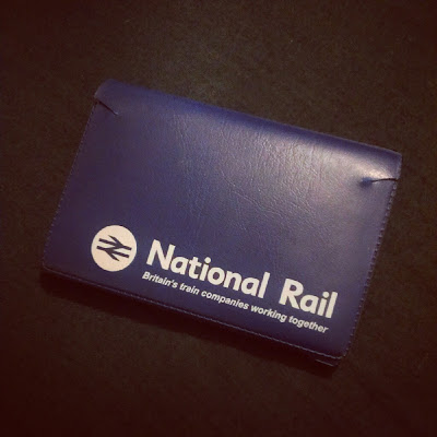 National Rail free card holder