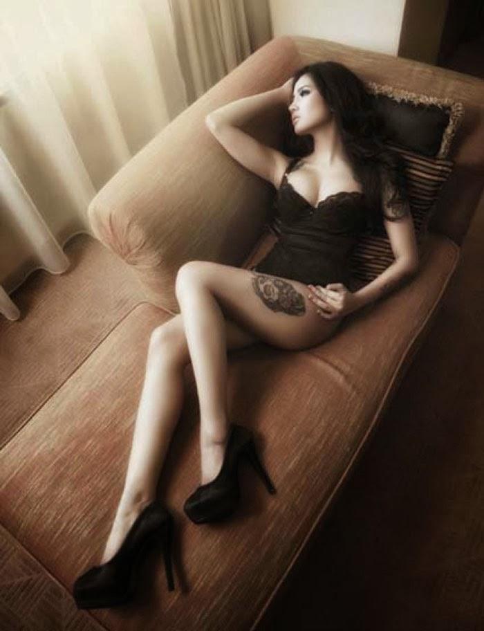 foto model seksi toket gede