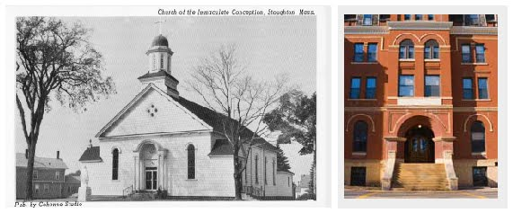 Immaculate Conception Church, Stoughton, MA