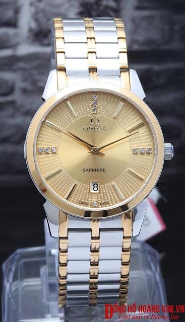 Đồng hồ nam chính hãng tại Cầu Giấy nhãn hàng omega