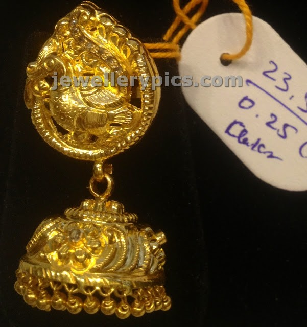Three Nakshi Temple Buttalu Designs With Price Tag And
