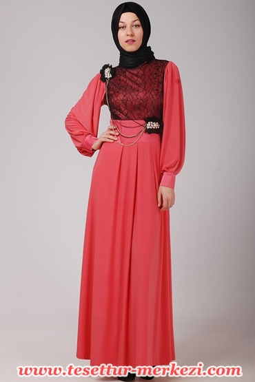 Aramis 2012 Yazlık Tesettür Elbise Modelleri