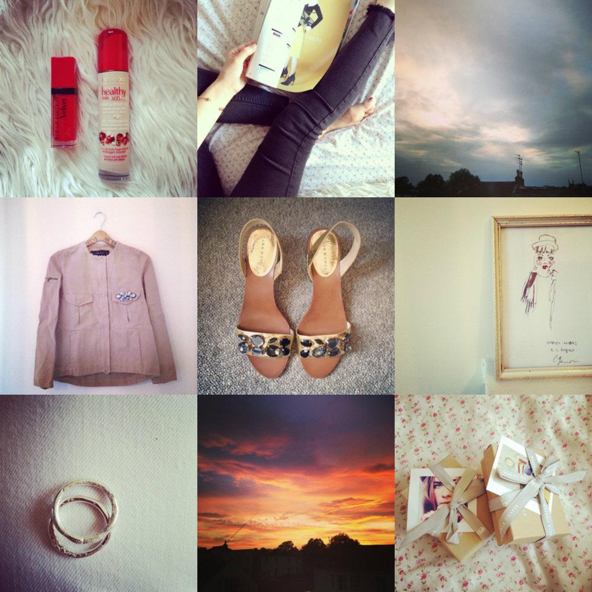 instagram, zara, daniella draper, sunset, sky, insta