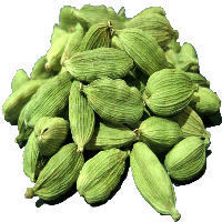 Green Elaichi / Cardamom, 50gm