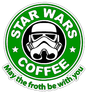 Star Wars Coffee logo