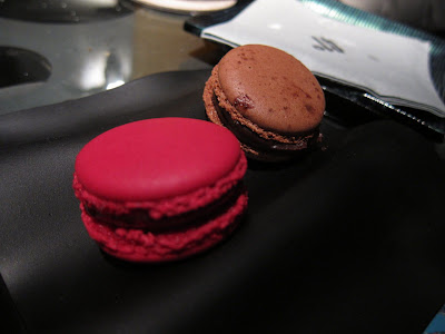 Macarons at 41 Degrees