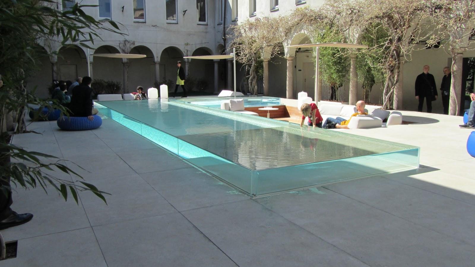 Piscine laghetto news blog la piscina del fuorisalone 2013 - Piscine laghetto ...