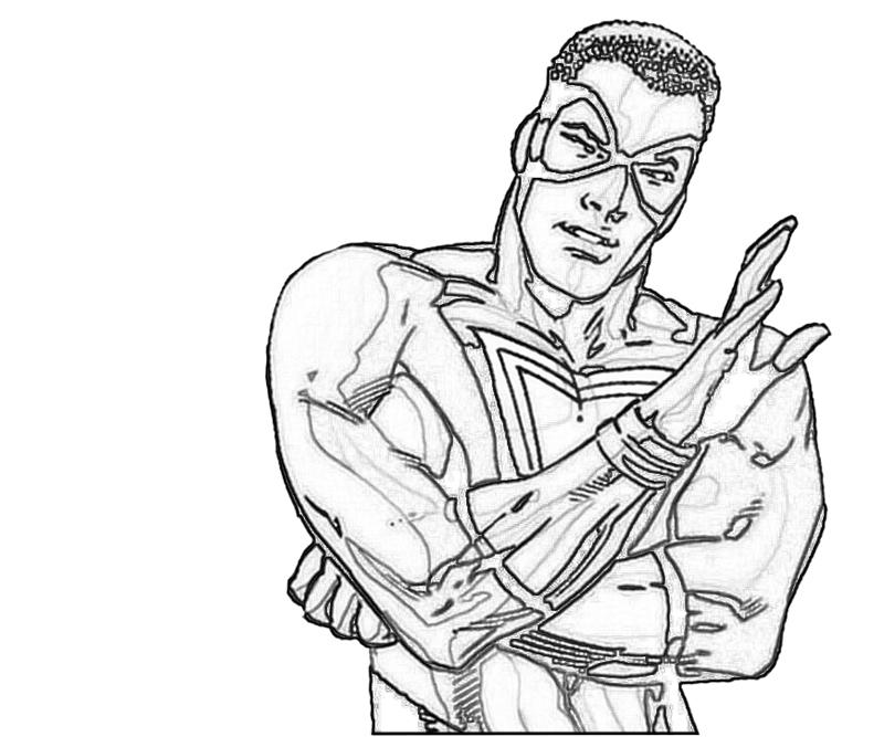 man face coloring pages - photo#24