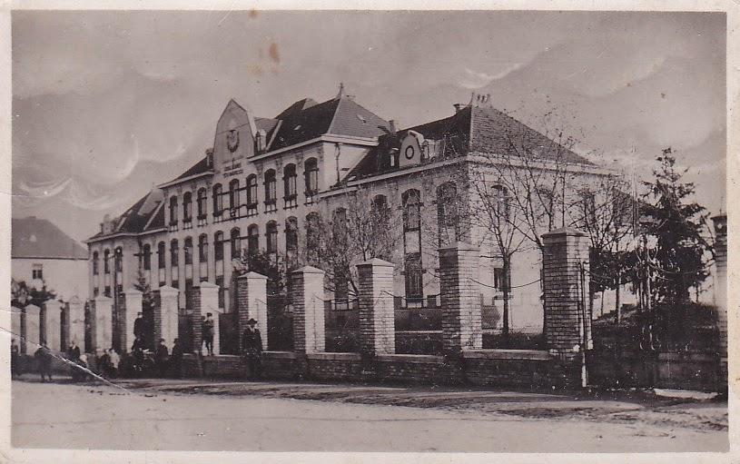 Liceul Titu Maiorescu din Aiudul vechi