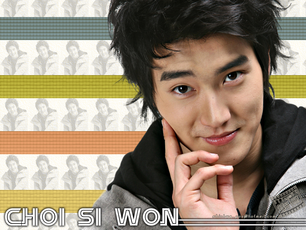 Damien Wallpapers: Update Choi Siwon Wallpapers