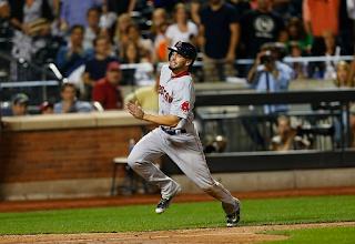 Bradley, Jr., Swihart, Owens Pace Sox Over Mets, 6-4