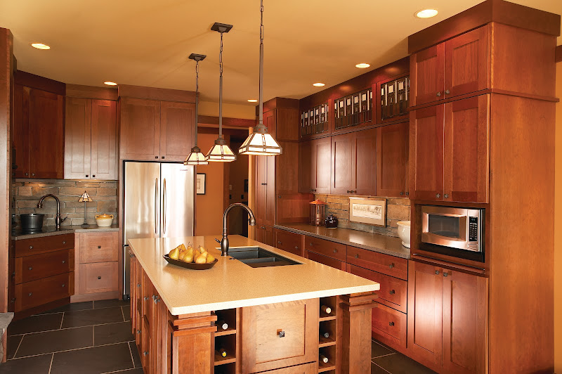 Consider Woodharbor Custom Cabinetry for your next project. title=
