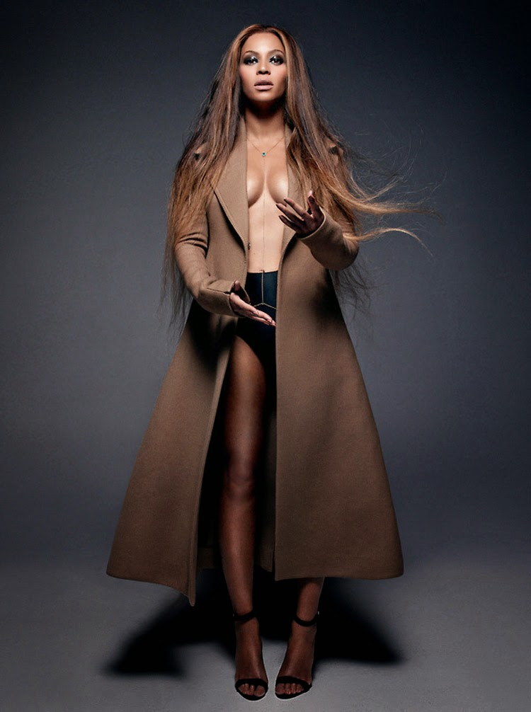 Queen B, Beyonce covers CR Fashion Book Issue 05