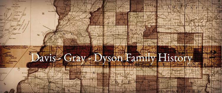 Dyson and Davis Family History