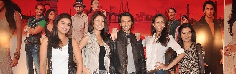 Ranveer Singh With Anushka Sharma,Parineeti Chopra HD Unseen Rare Pics