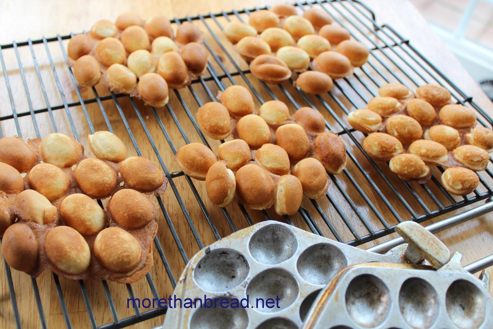 how to make hong kong waffles