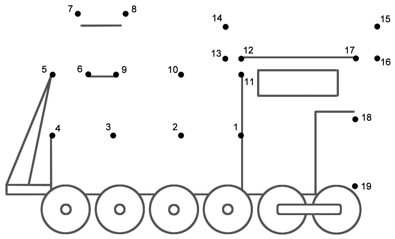 connect the dots um illustrator