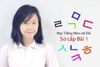 Học Tiếng Hàn Cùng Với EKI