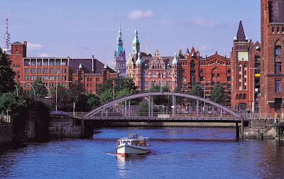 مدينة هامبورغ الجميلة