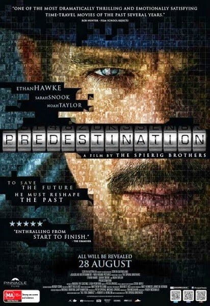 Info review Sinopsis Film Predestination (2015) Bioskop