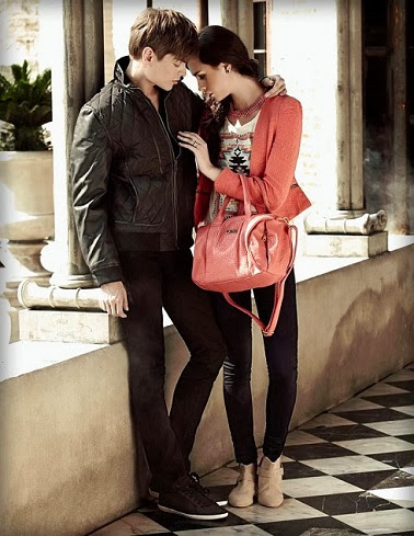 Outfitters Stylish Winter Arrivals 2013-14 For Men & Girl