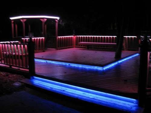 Gallery Home Design Ideas: Installing Deck Lighting to Enhance the ...