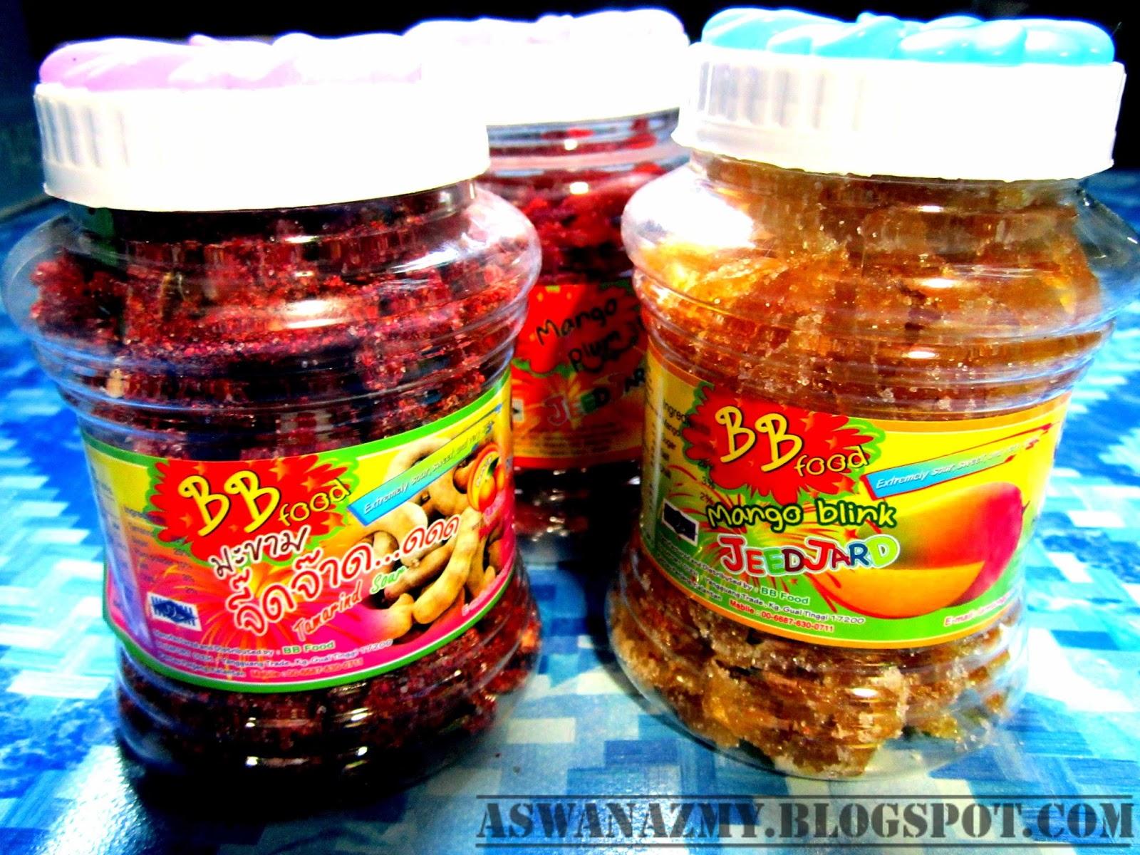 Asam, Pasar Kedai Payang Terengganu
