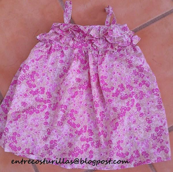 como hacer un vestido para nina paso a paso | Aprender ...