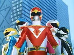 Assistir - Choujin Sentai Jetman - Episódios - Online