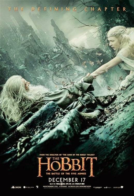 O Hobbit: A Batalha dos Cinco Exércitos – Full HD 1080p