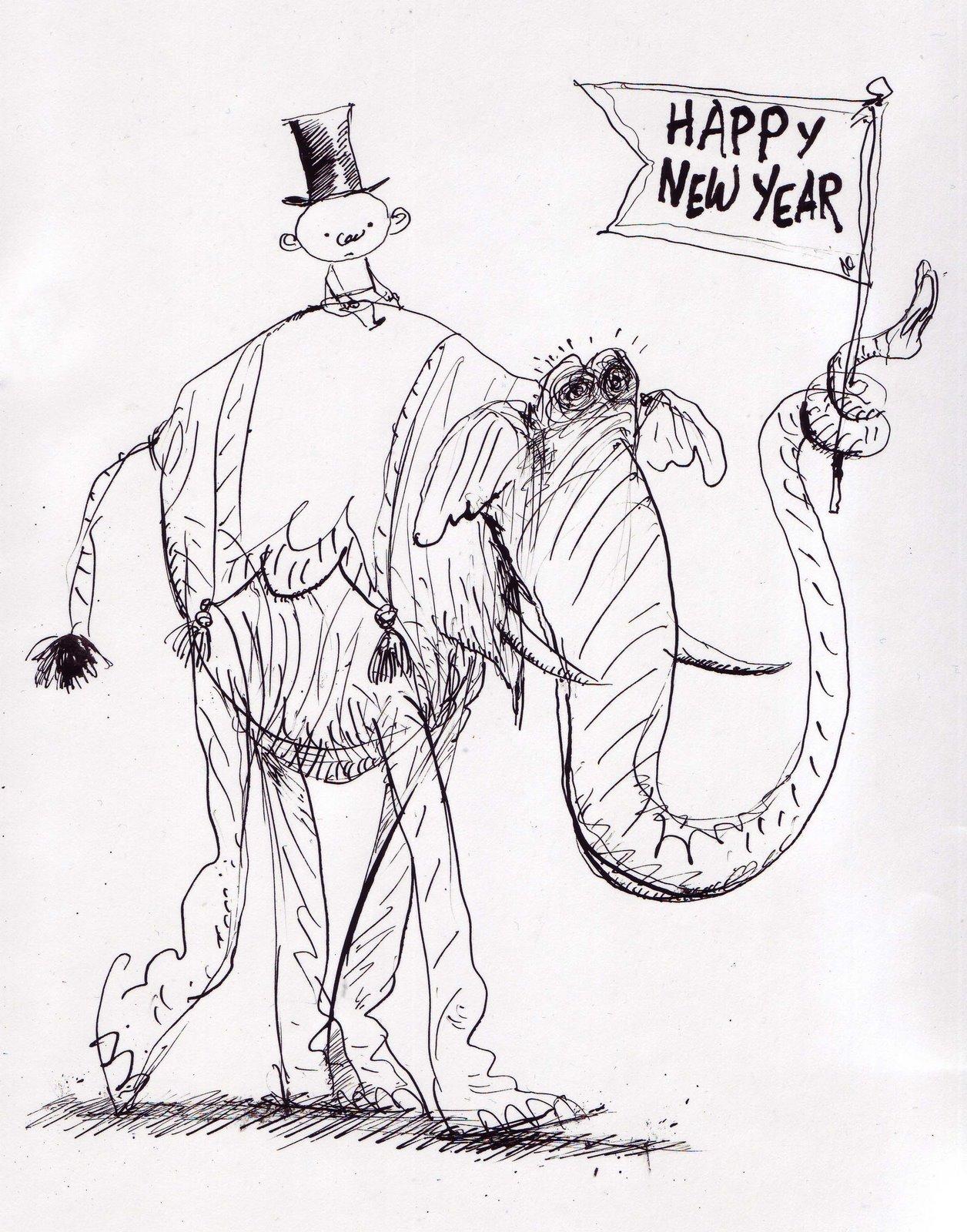 cul de sac: Happy New Year
