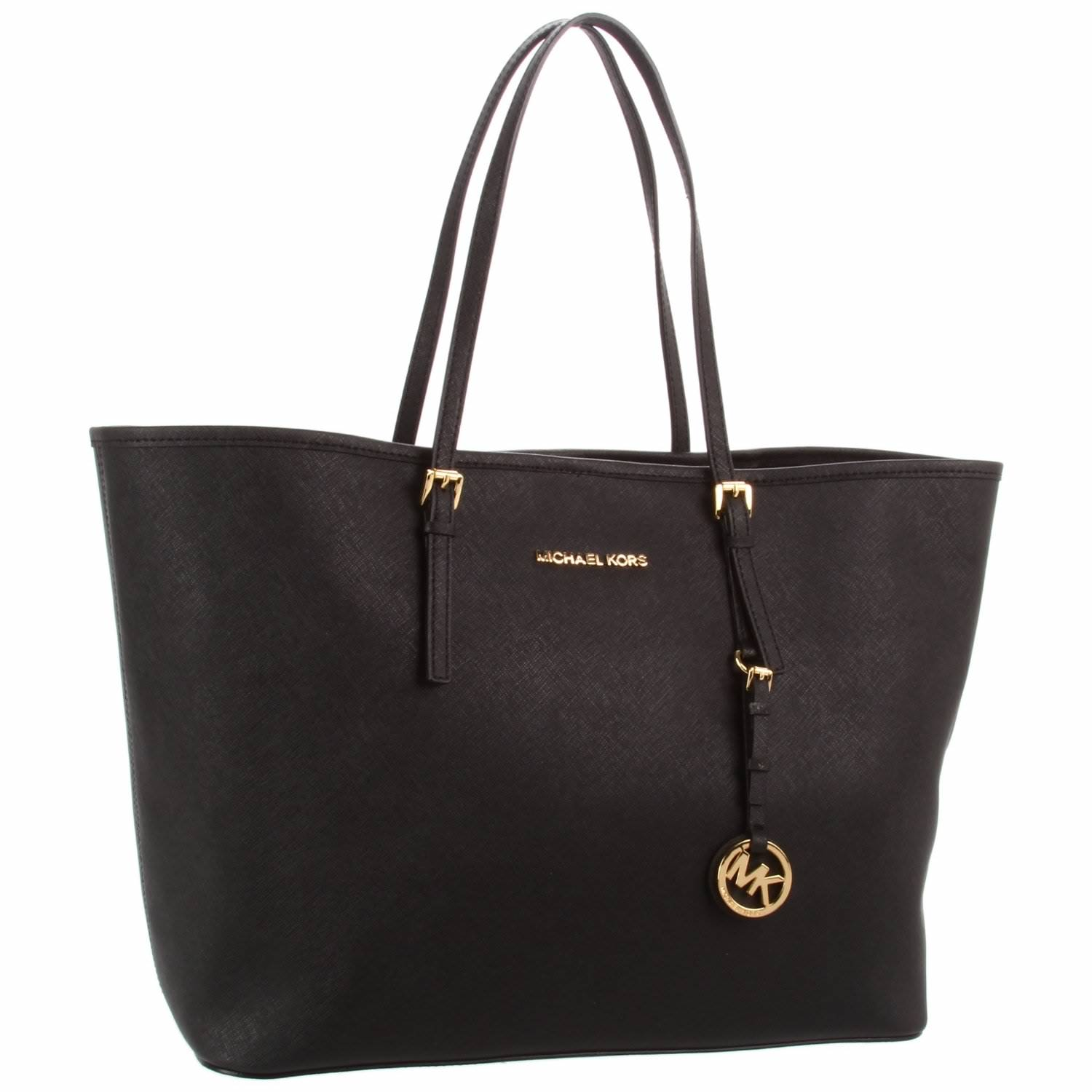 watch me accessorize myself sale michael kors jet set travel tote. Black Bedroom Furniture Sets. Home Design Ideas