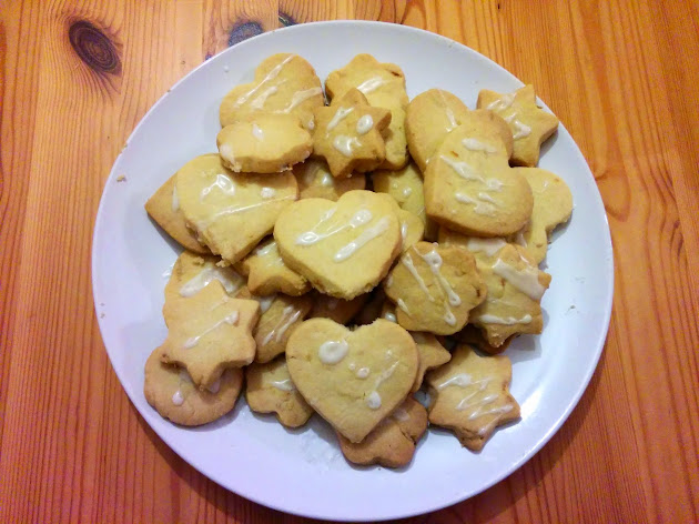 Easy Lemon Butter Biscuits Recipe