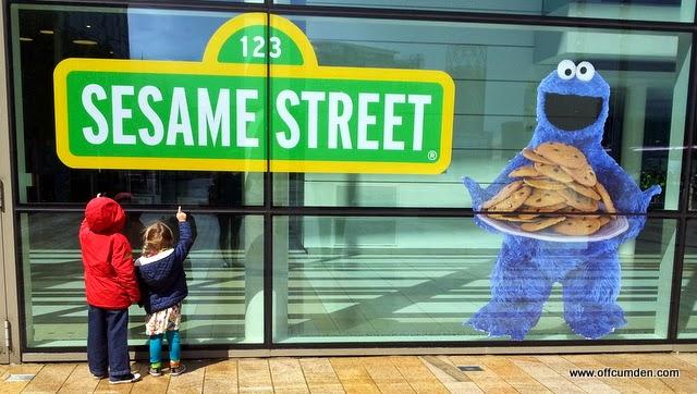 Sesame Street, Cbeebies